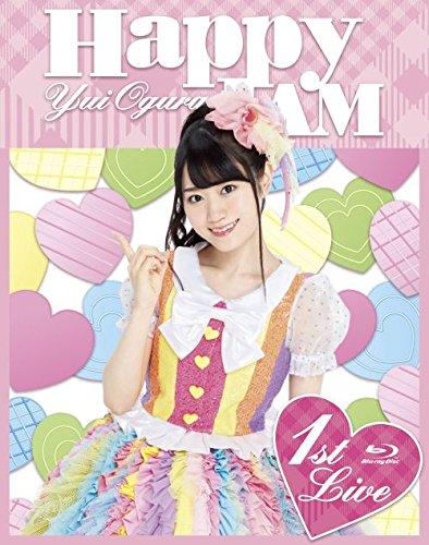 小倉唯 LIVE 「HAPPY JAM」 [Blu-ray]